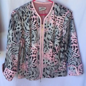 Joseph ribkoff jacket top